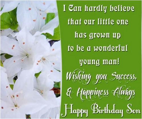 happy birthday to my first born son