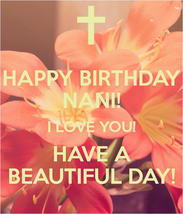 birthday wishes for nani ji