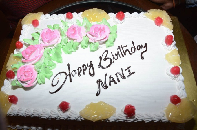 Happy Birthday Nani Quotes Photos Nani Birthday Celebration Pictures Images