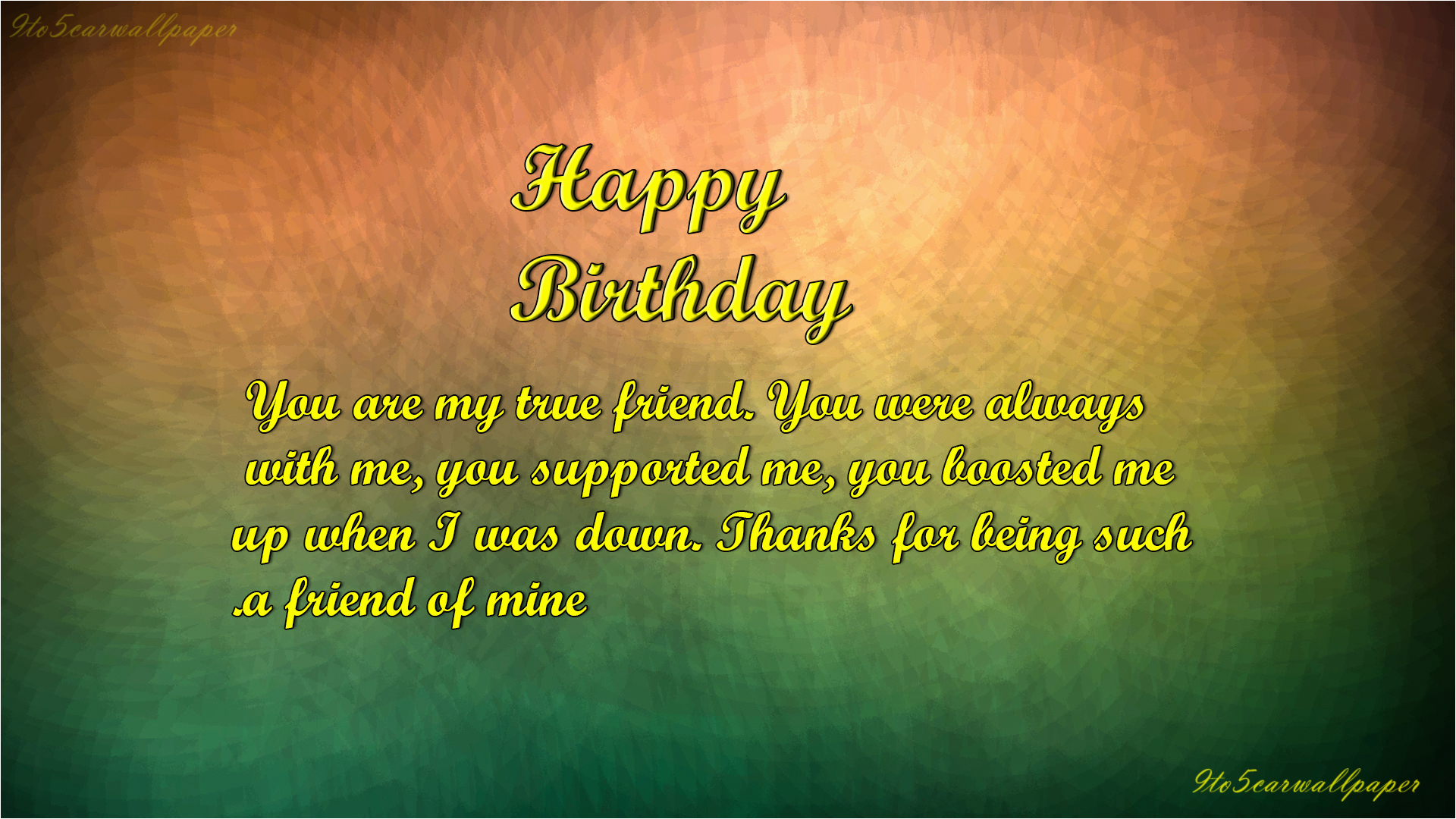 cool happy birthday wallpapers imagespics
