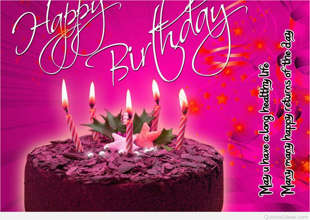 happy birthday wallpapers quotes and sayings cards
