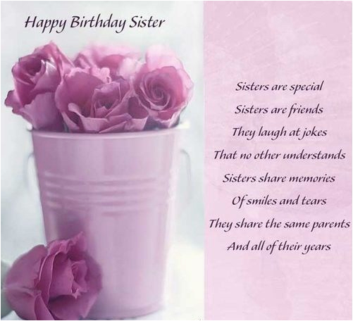 Happy Birthday Quote for A Sister Best Happy Birthday to My Sister Quotes Studentschillout