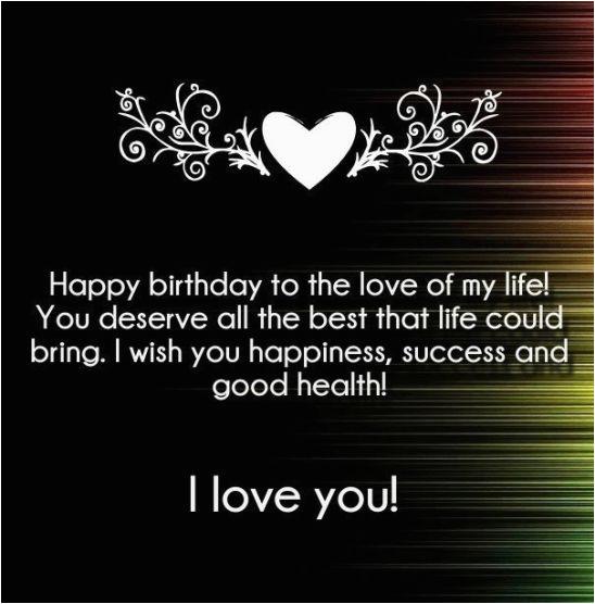 happy birthday boyfriend wishes quotes