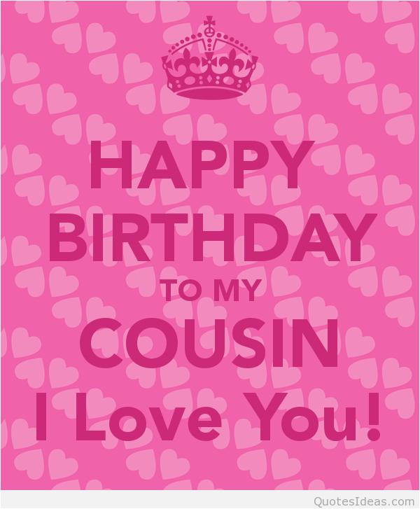 cousin birthday quotes