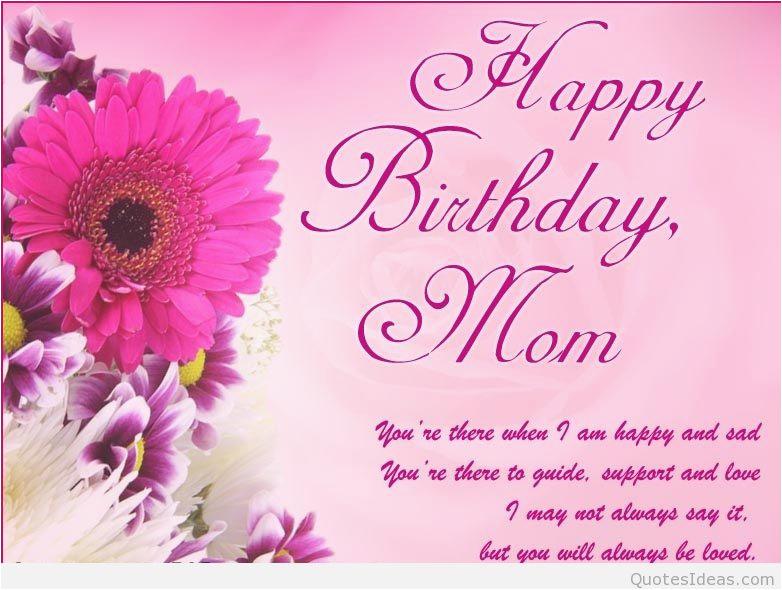 top happy birthday mom quotes