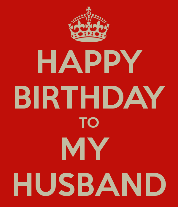 happy birthday to my husband quotes