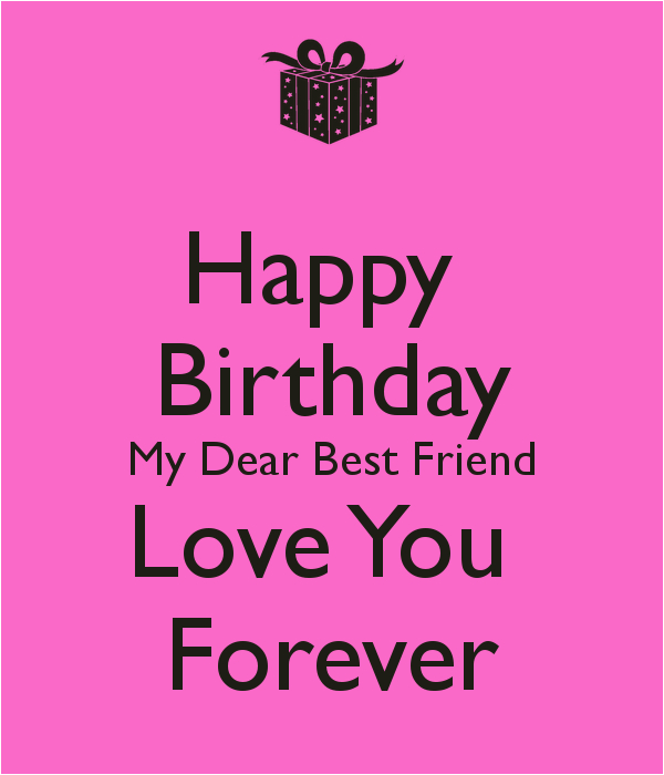 happy birthday dear friend quotes