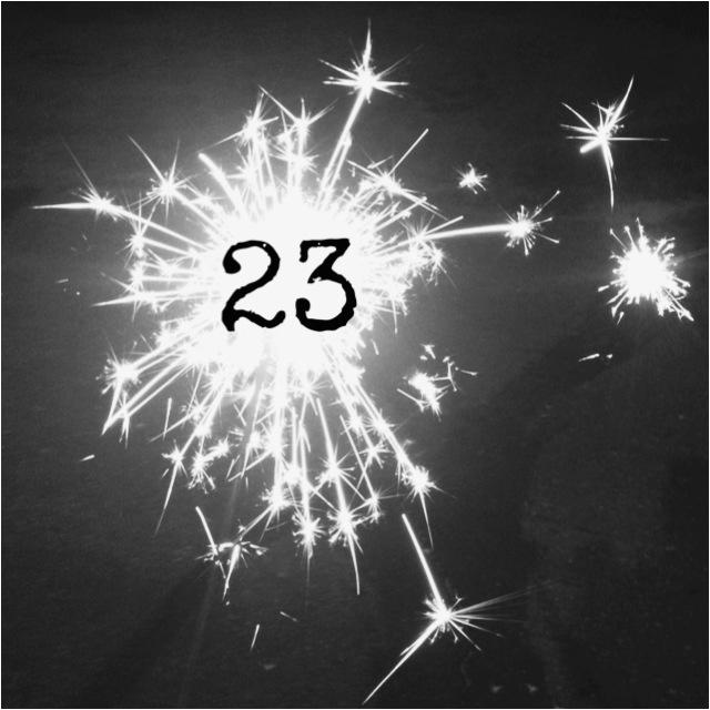 23 birthday quotes