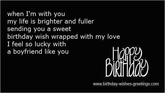 birthday quotes for boyfriend