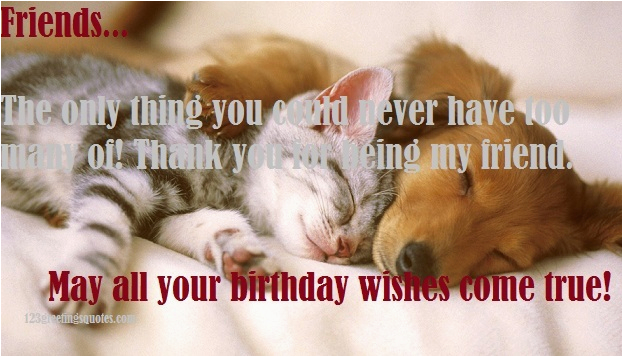 birthday quotes for friends best emotional funny wishes