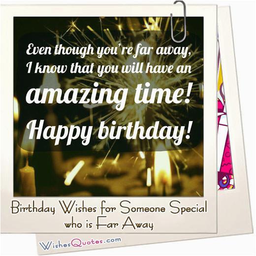 birthday wishes far away