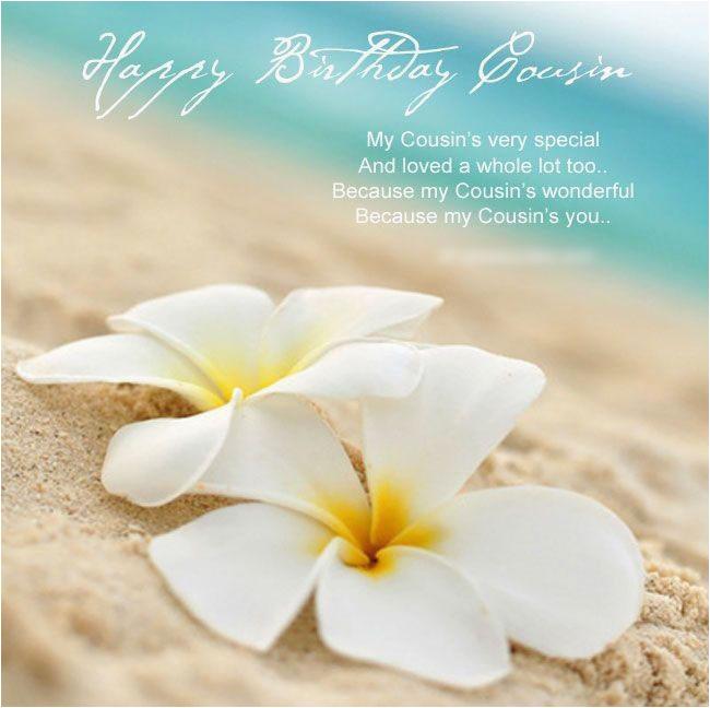 happy birthday cousin wishes