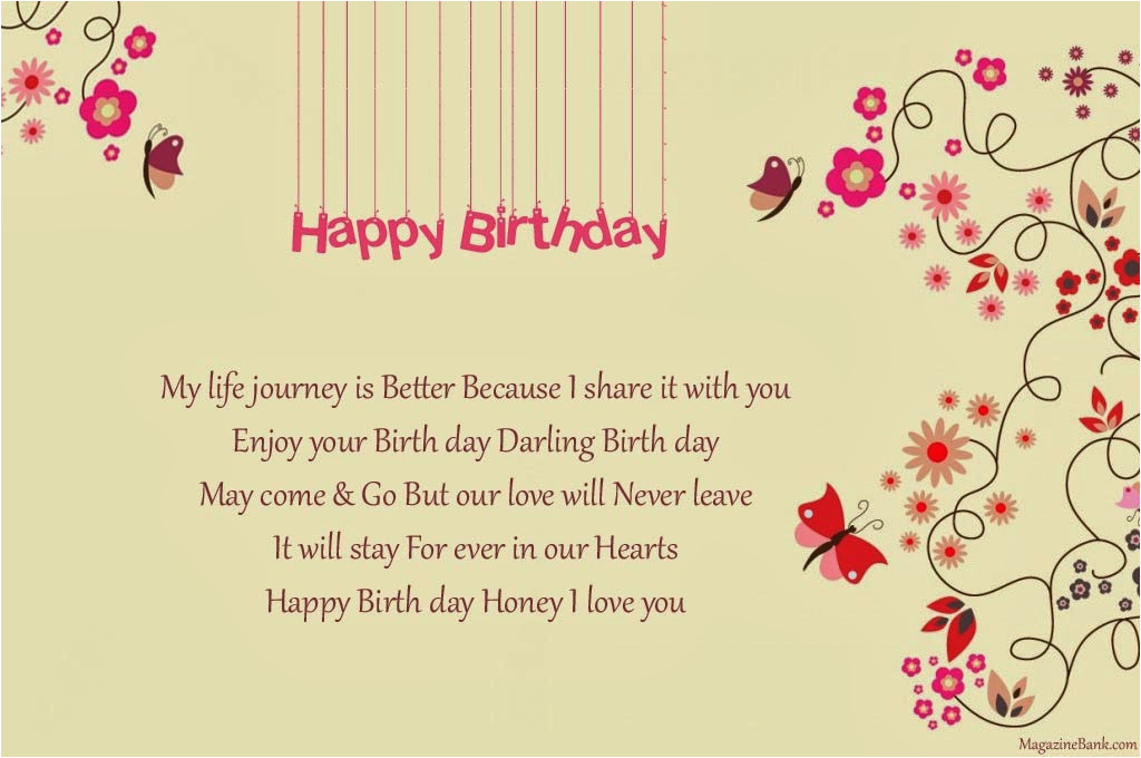 birthday quotes for husband from wife