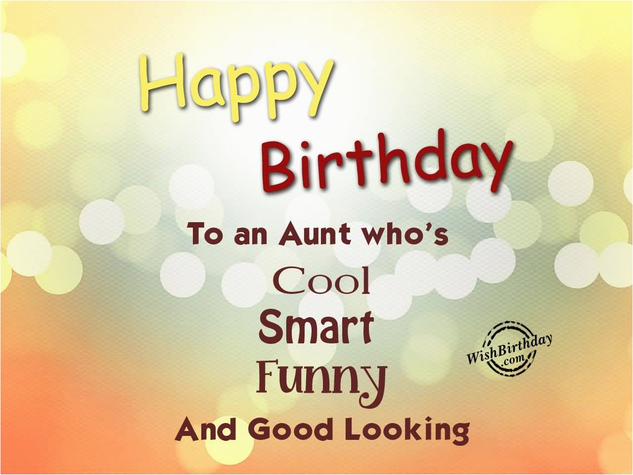 50 best aunt birthday greetings and wishes