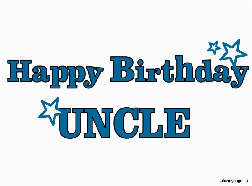 happy birthday uncle quotes