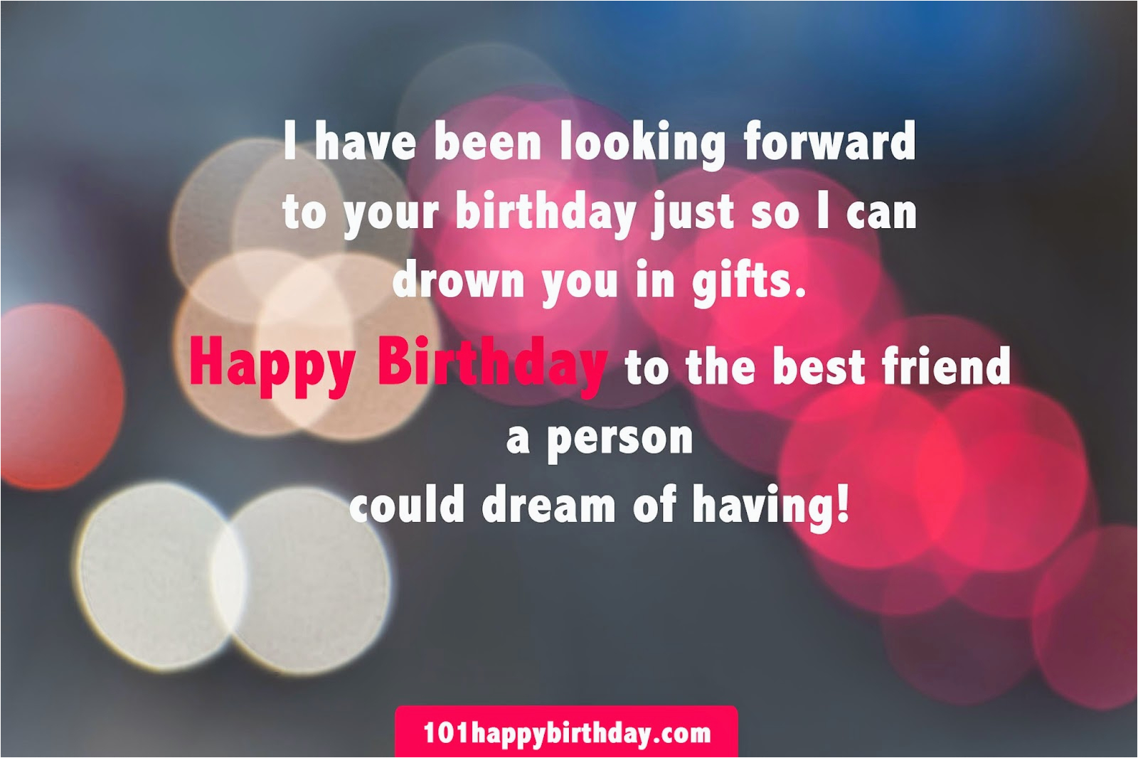 5 best birthday wishes ever