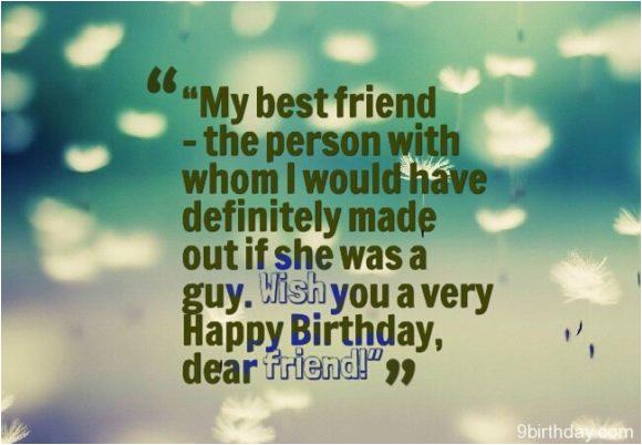 wish you a very happy birthday my dear friend