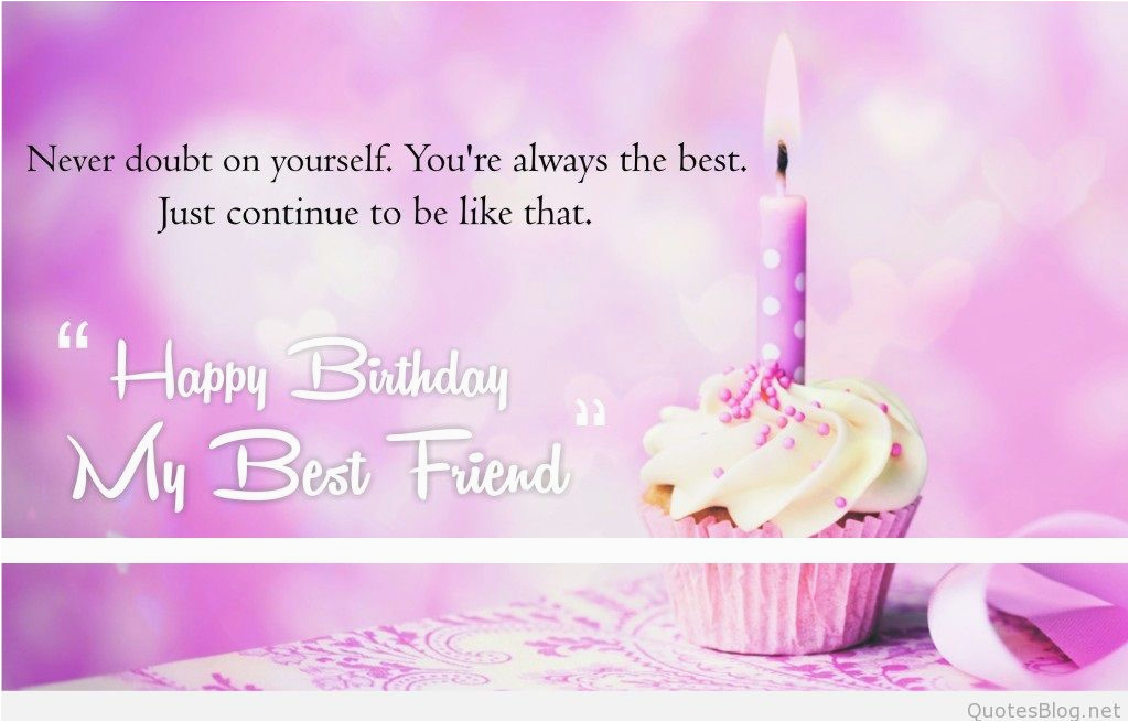 birthday friends quotes