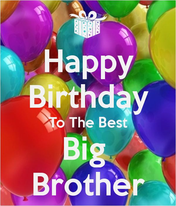 happy birthday quotes funny big brother
