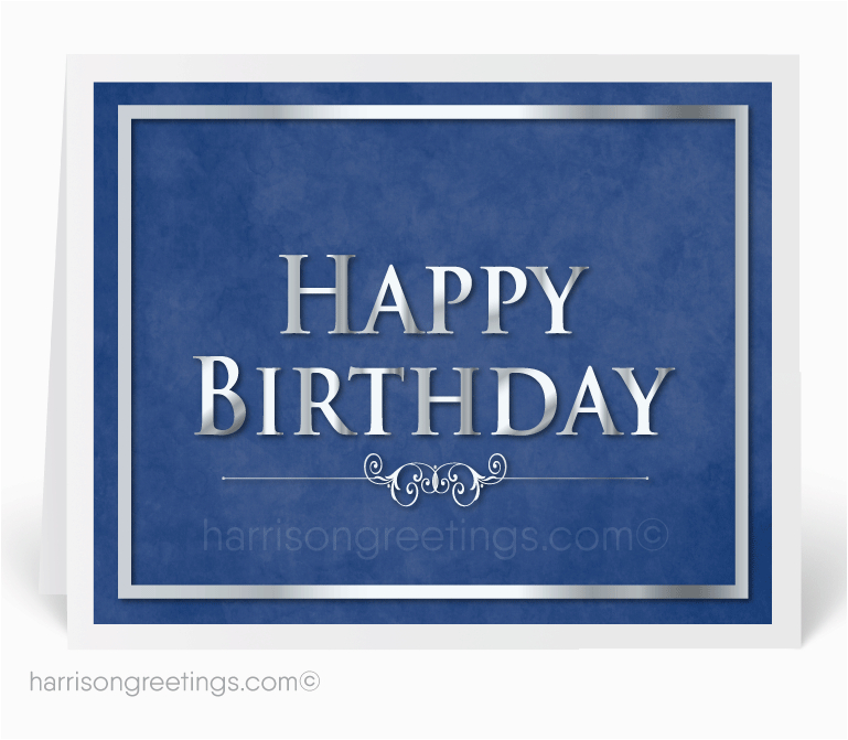 birthday cards for business professionals p 880