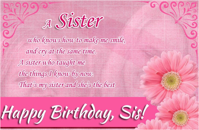 Happy Birthday Quotes For Cousin Sister Happy Birthday Wishes For