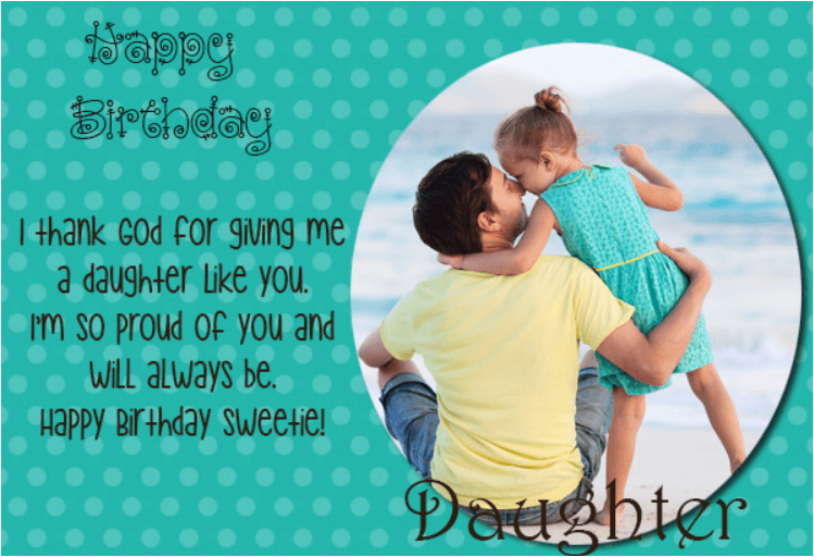 birthday quotes and sentiments for daughter
