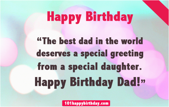 download free birthday wishes for dad from kids