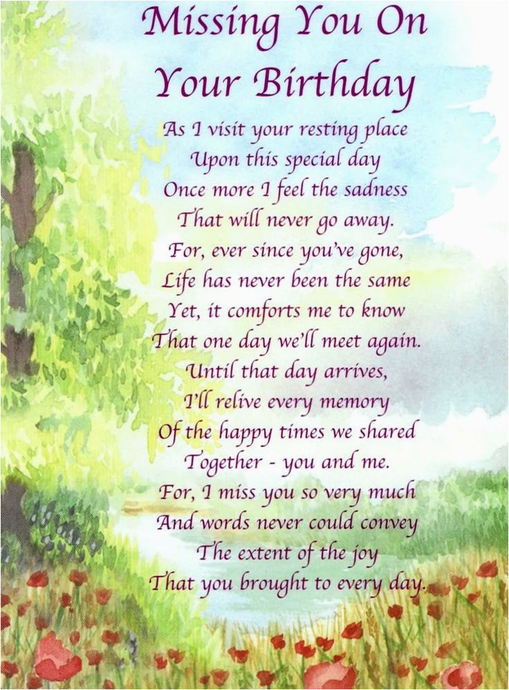 happy birthday quotes for my deceased dad