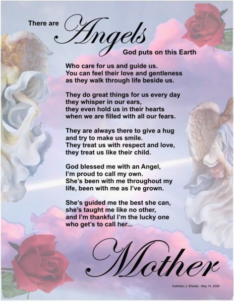 Happy Birthday Quotes for Deceased Mom Birthday Poems ...