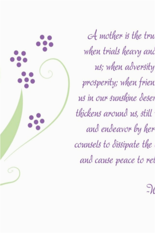 birthday quotes for deceased mom