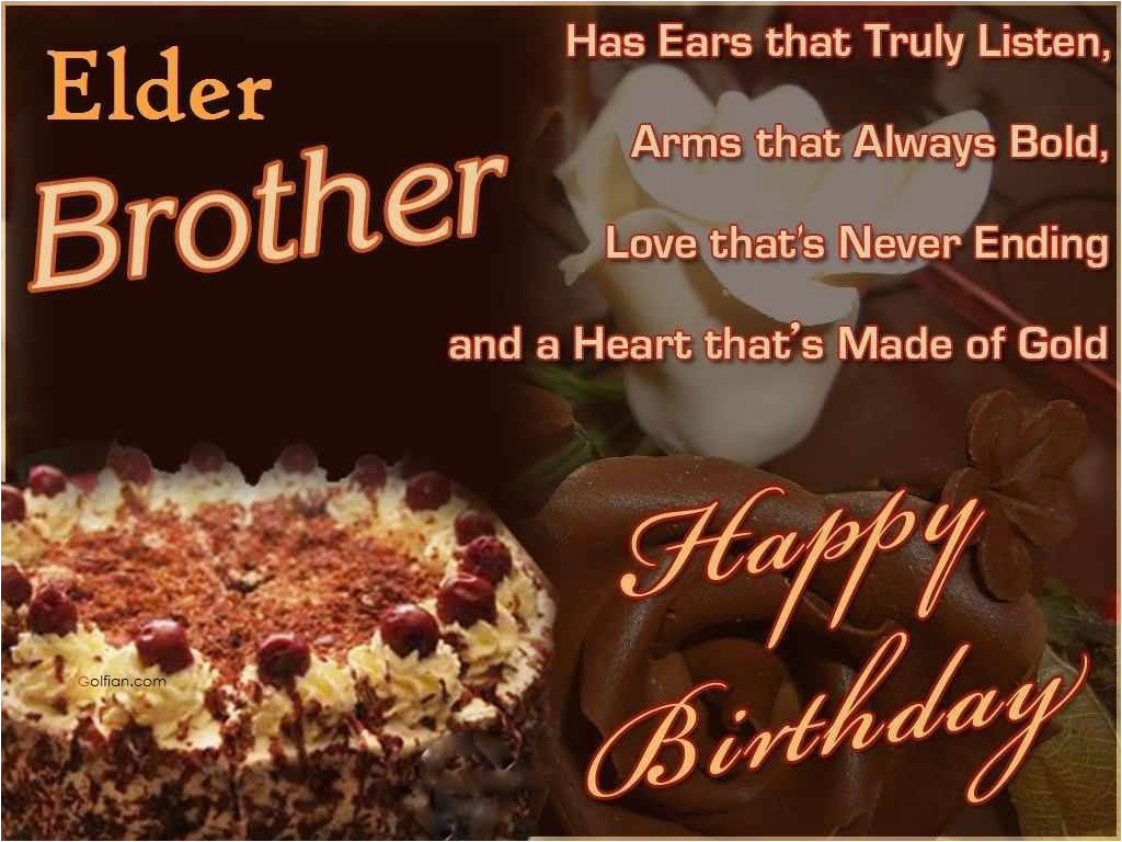 40 awesome birthday greetings for elder brother best birthday wish images