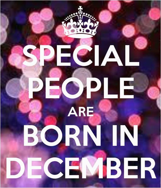 happy birthday december quotes
