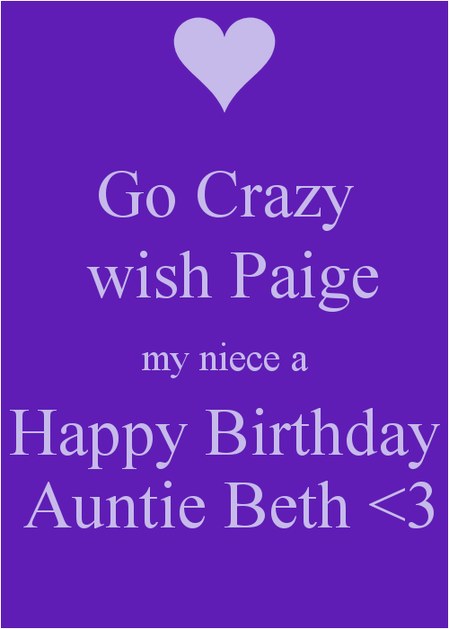 my niece birthday quotes for fb