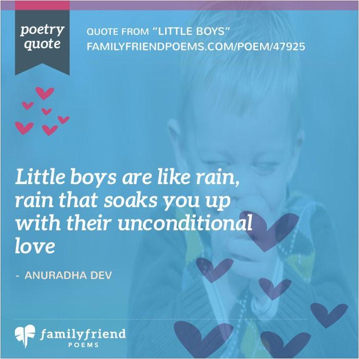Happy Birthday Quotes for Little Boys Little Boys Birthday Poem