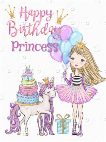 happy birthday little girl princess