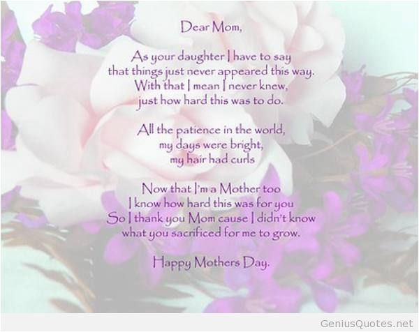 happy birthday quotes for a special mom