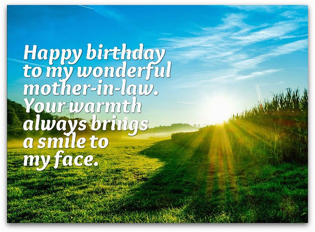 birthday quotes for mother in law in hindi