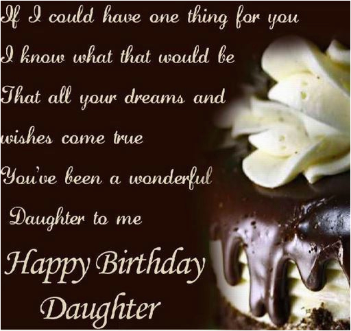 101 blessed birthday wishes for daughter from mom dad parents happy bday greetings short one line messages e cards images pictures