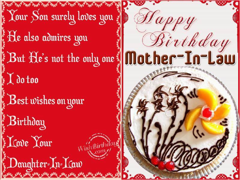 download free funny birthday wishes for mother in law