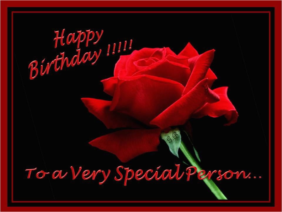Happy Birthday Quotes For Special Person Happy Birthday To Someone