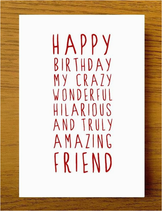 Happy Birthday Quotes For Your Best Guy Friend Sweet Description Card