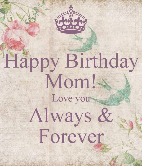 best happy birthday mom quotes and wishes
