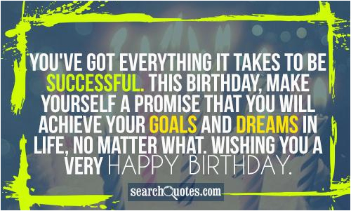 birthday 20wish 20for 20yourself 20quotes