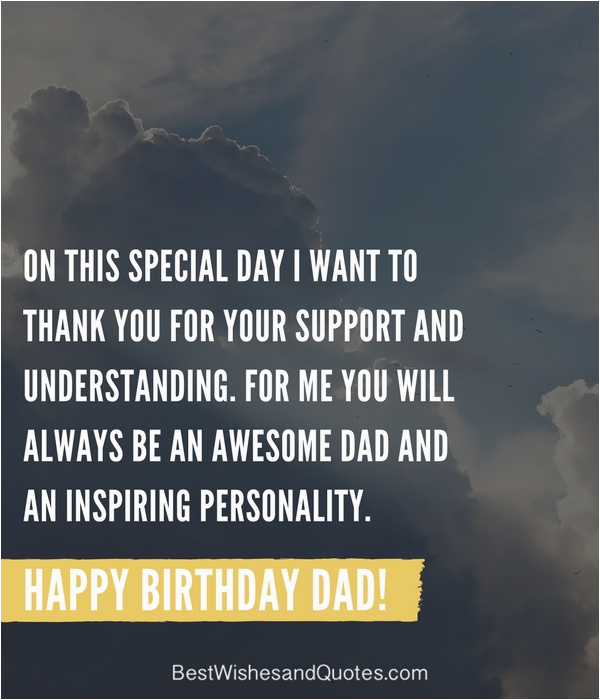 Happy Birthday Quotes From Father to son Happy Birthday Dad 40 Quotes to Wish Your Dad the Best