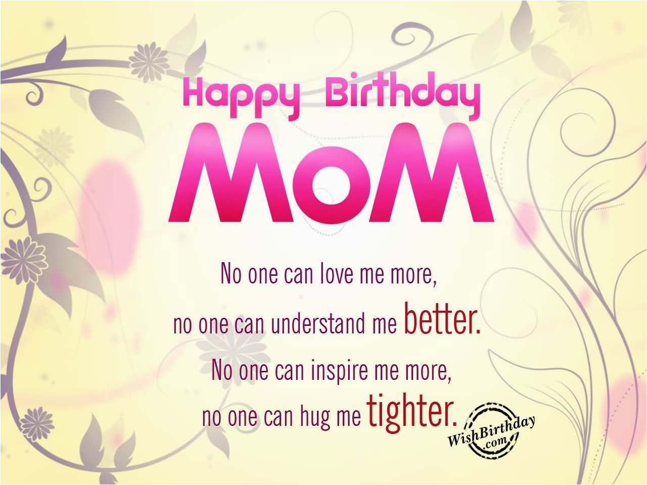 33 wonderful mom birthday quotes