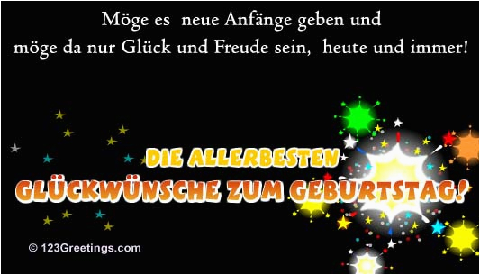 Happy Birthday Quotes In German Happy Birthday In German