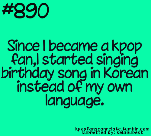 kpop relatable quotes