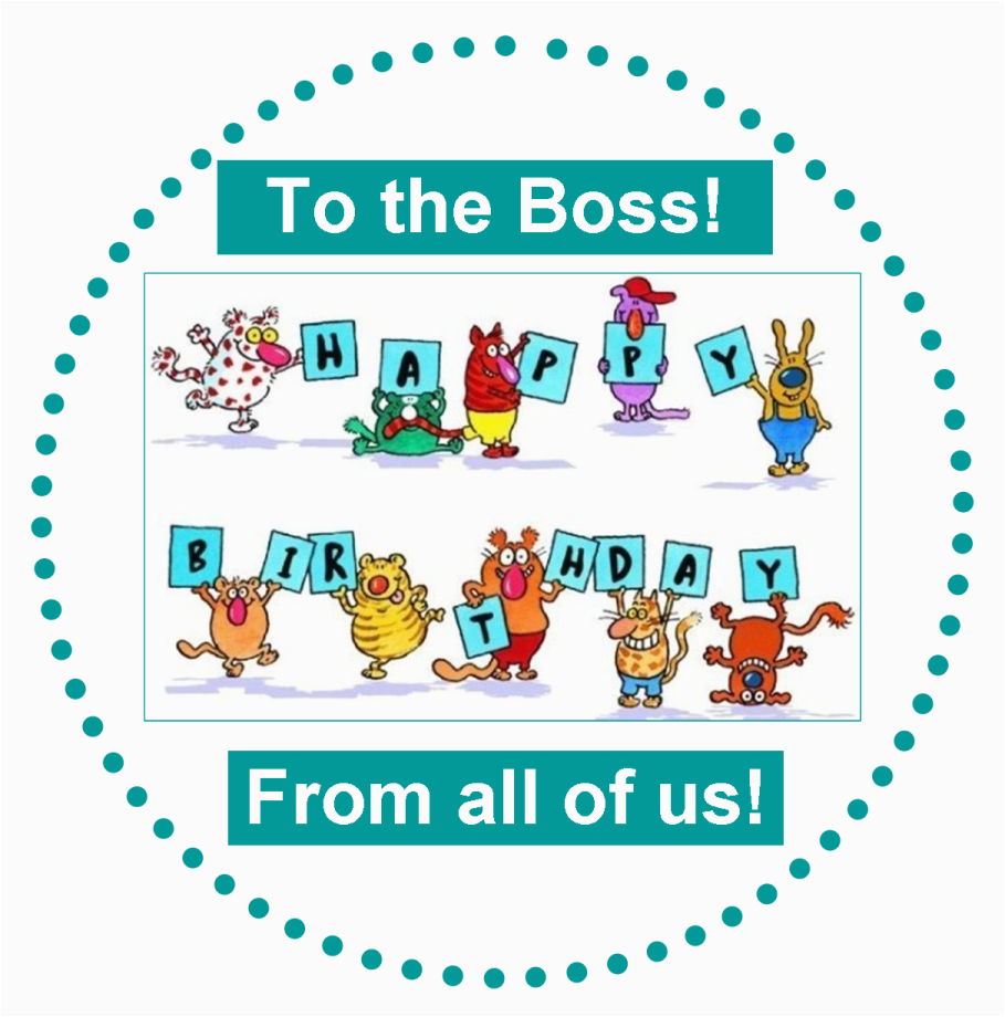 happy birthday boss funny quotes