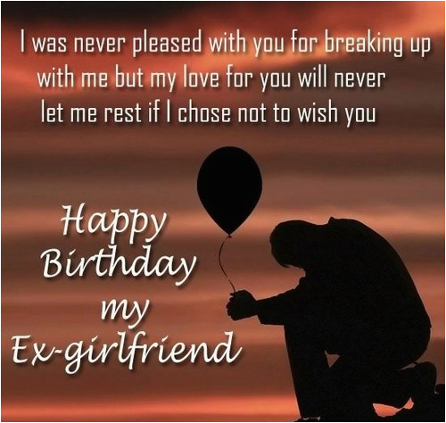 Happy Birthday Quotes to My Ex Girlfriend 30 Happy Birthday Ex Girlfriend Quotes Wishesgreeting