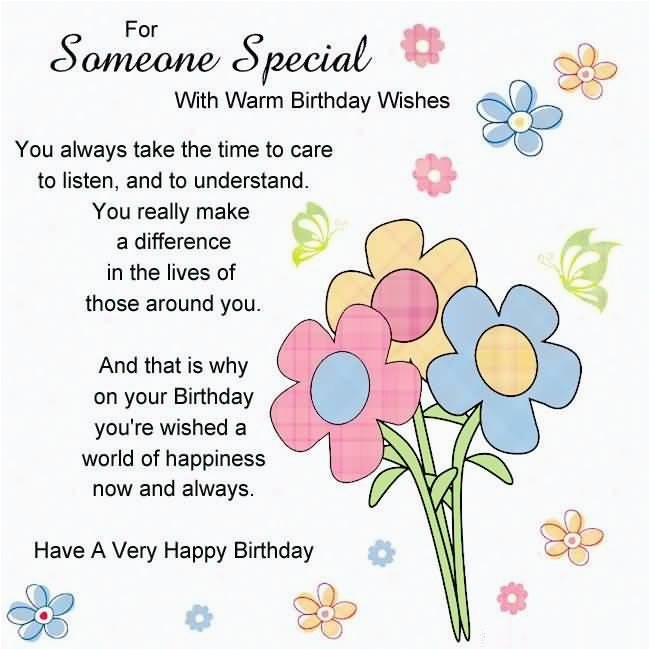 40 someone special birthday wishes photos ecards